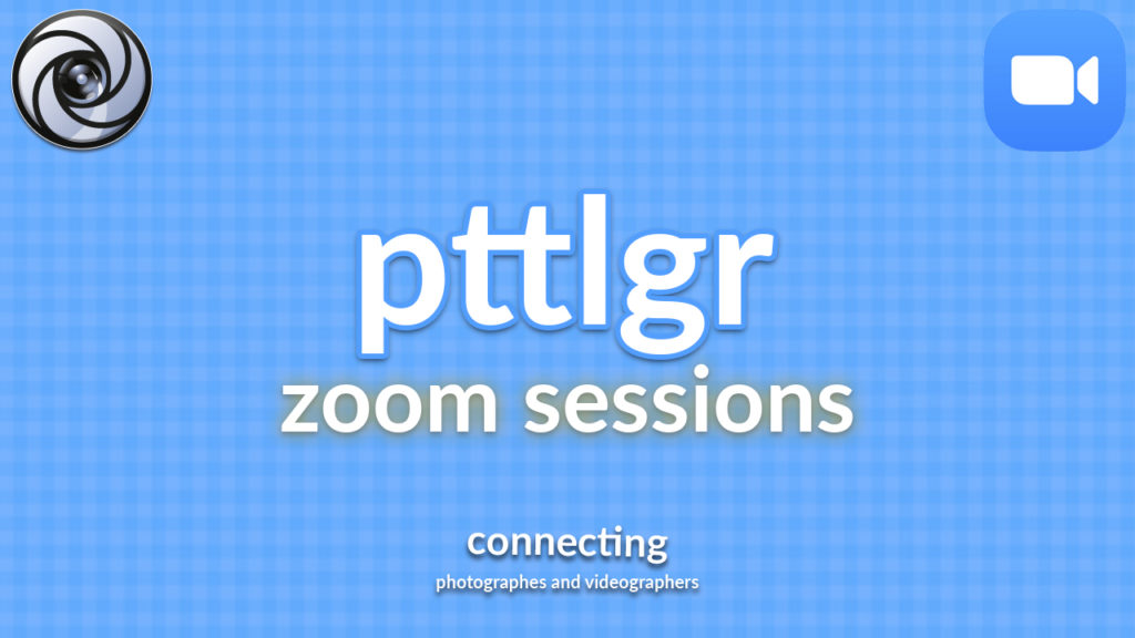 pttlgr zoom session! Βλέπουμε μαζί την παρουσίαση των Nikon Z 6 II και Z 7 II!