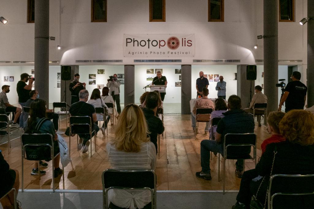 """Ξεκίνησε το Φεστιβάλ Φωτογραφίας Αγρινίου """"Photopolis"""""""