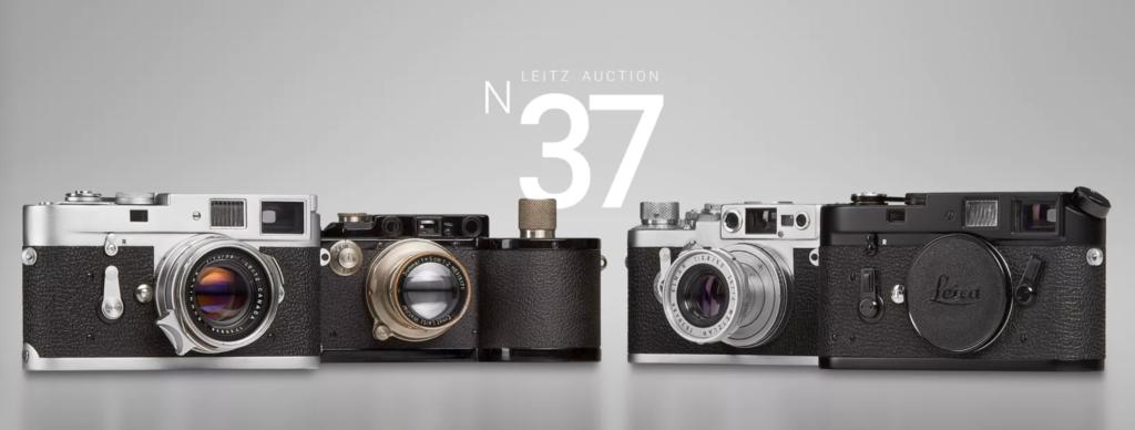 37η Leitz Photographica Auction: Αυτές είναι κάμερες και οι φακοί που θα φτάσουν μέχρι 300.000 ευρώ!