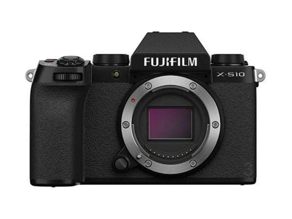 Αυτή είναι η Fujifilm X-S10!