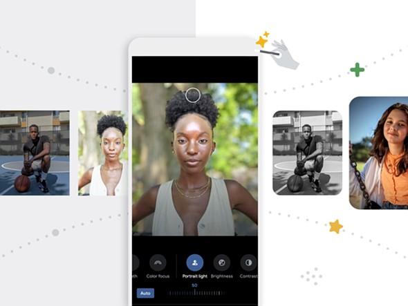 Google Photos: Αναβάθμιση για το Android φέρνει έξυπνη επεξεργασία με ένα άγγιγμα και λειτουργία Portrait Light