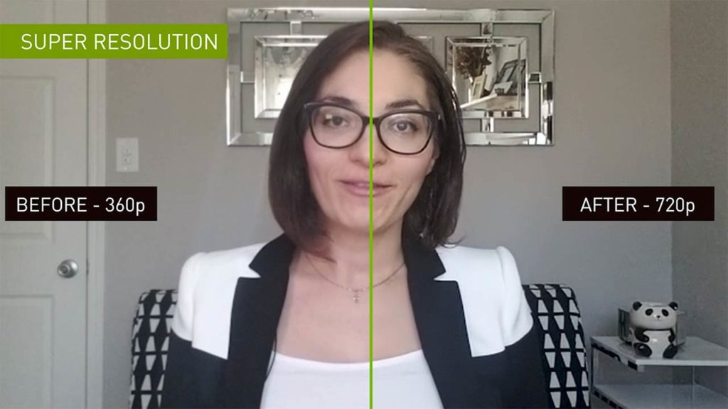 Η NVidia Maxine θα φέρει επανάσταση στην ποιότητα της εικόνας στη μετάδοση  βίντεο σε streaming και τηλεδιασκέψεις!