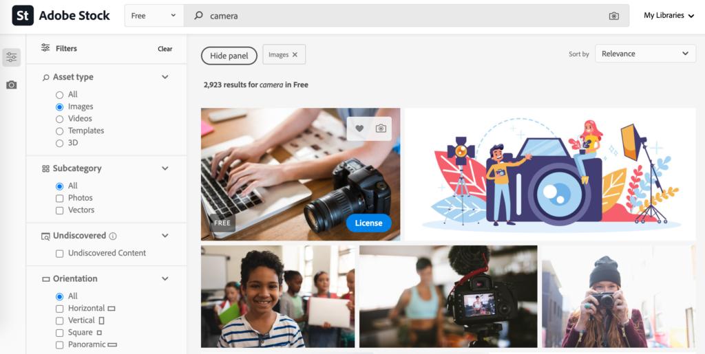 Adobe Stock: Προσφέρει δωρεάν 70.000 φωτογραφίες, βίντεo και vectors για όλους και για εμπορική χρήση!