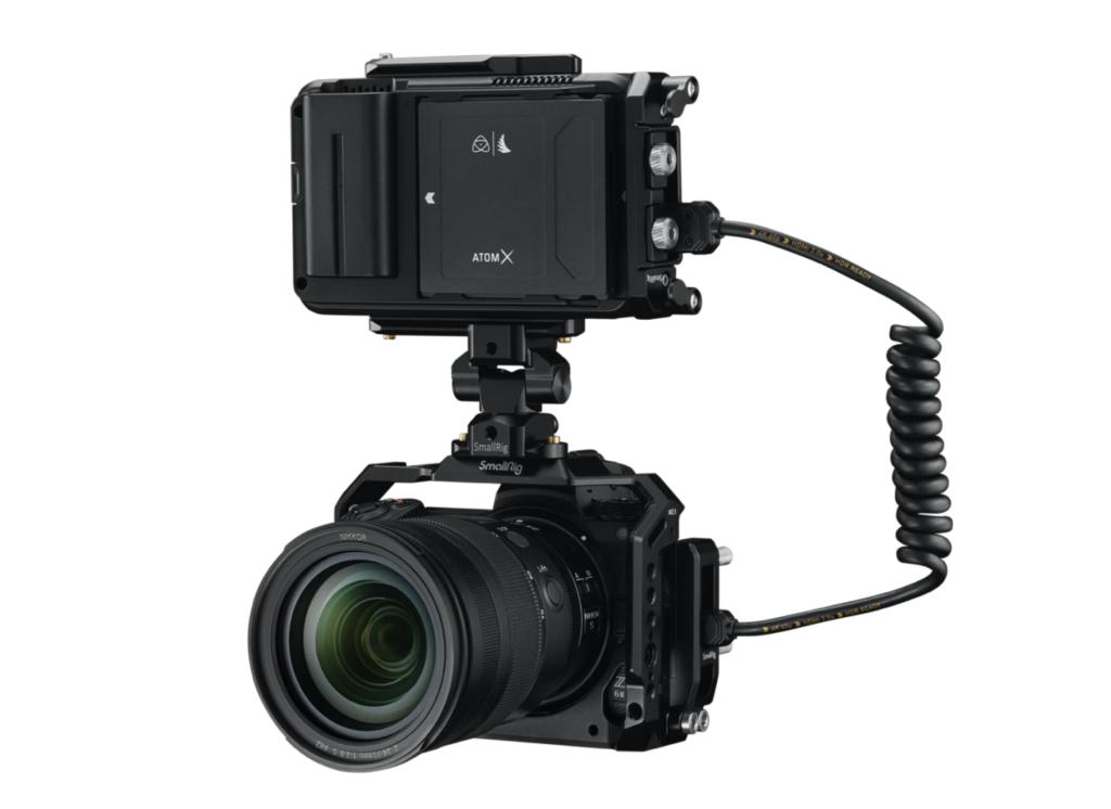 Atomos: Θα προσφέρει υποστήριξη για λήψη 4K 30p ProRes RAW στο Atomos Ninja V, για τις Nikon Z 6 II και Z 7 II