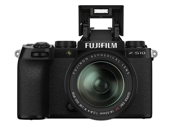 Fujifilm X-S10: Σημαντική αναβάθμιση Firmware με πολλές βελτιώσεις!