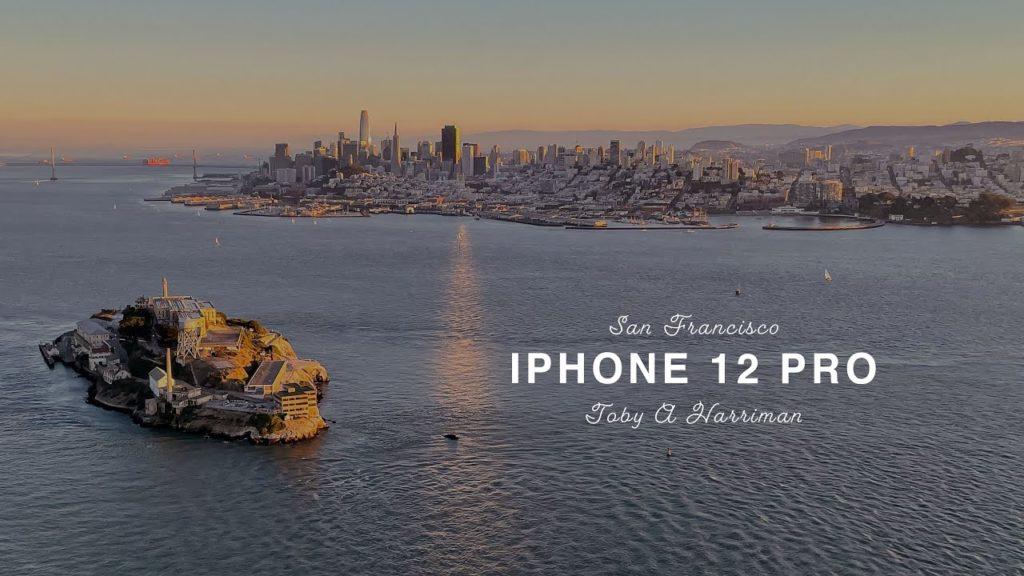 Αυτές οι εντυπωσιακές εναέριες φωτογραφίες και  4Κ βίντεο βγήκαν με το iPhone 12 Pro!