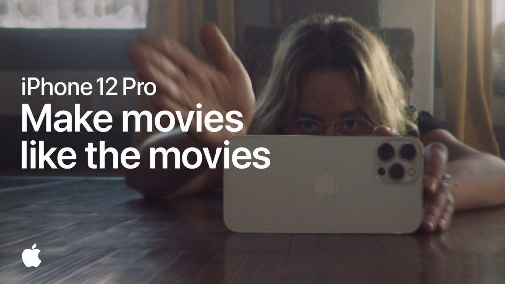 Apple: Δες πως να χρησιμοποιήσεις το iPhone 12 στη δημιουργία κινηματογραφικών ταινιών Dolby Vision!