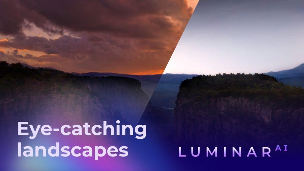 Luminar AI: Η τεχνητή νοημοσύνη στην υπηρεσία της δημιουργίας εικόνων τοπίου, αλλάξτε ουρανούς, προσθέστε ομίχλη κ.α.!