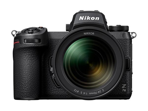 Αναβάθμιση Firmware για τις Nikon Z6II και Nikon Z7II