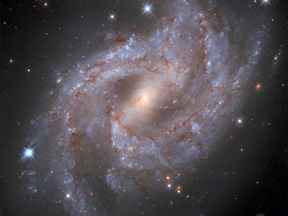Τηλεσκόπιο Hubble: Κατέγραψε σε Time-Lapse την έκρηξη άστρου στον γαλαξία NGC 2525!