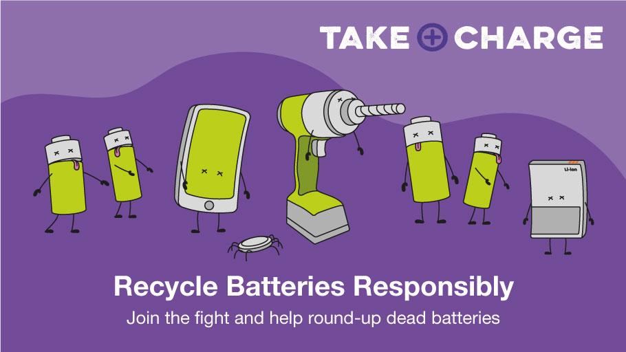 Μπαταρίες Zombie: Απειλούν ανθρώπινες ζωές, τι είναι και γιατί πρέπει να ανακυκλώνουμε σωστά τις μπαταρίες μας!