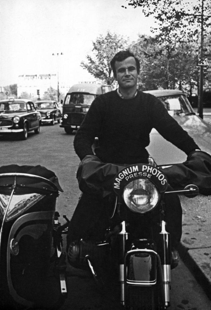 Έφυγε απο την ζωή ο σπουδαίος Bruno Barbey