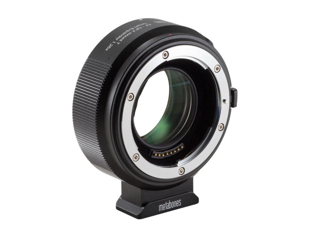 Νέος Metabones Adapter για να χρησιμοποιείς τους Canon φακούς σου στις Fujifilm GFX κάμερες μεσαίου φορμά!