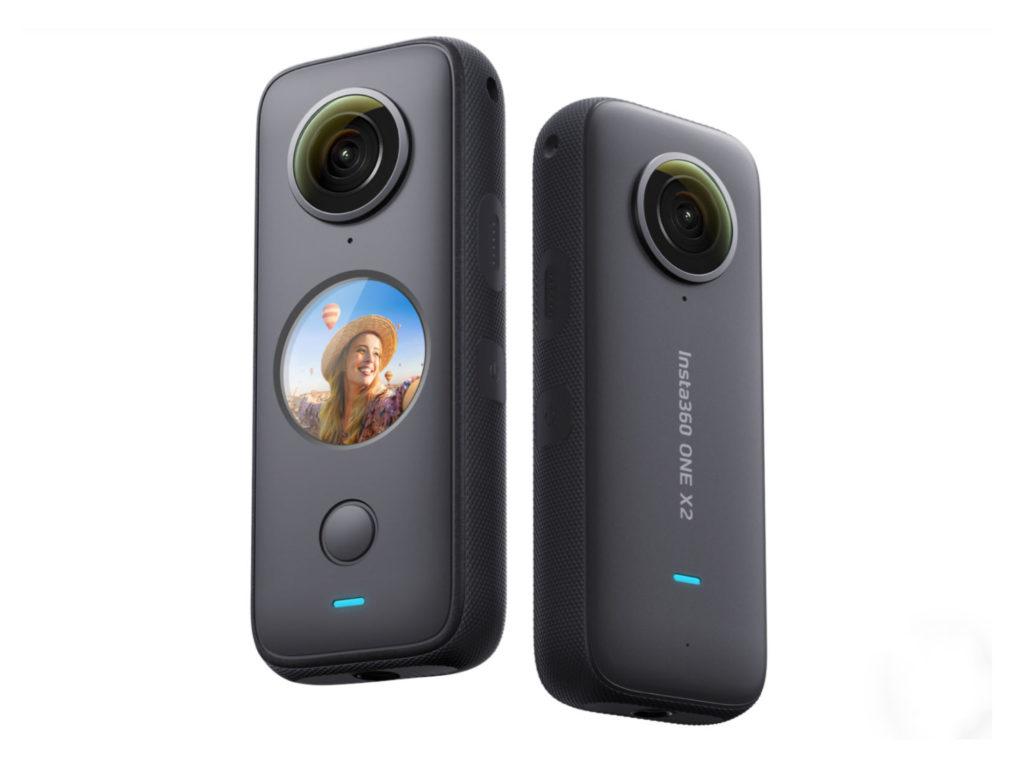 Insta360 ONE X2: Νέα κάμερα τσέπης 360 μοιρών με ανάλυση 5.7Κ!