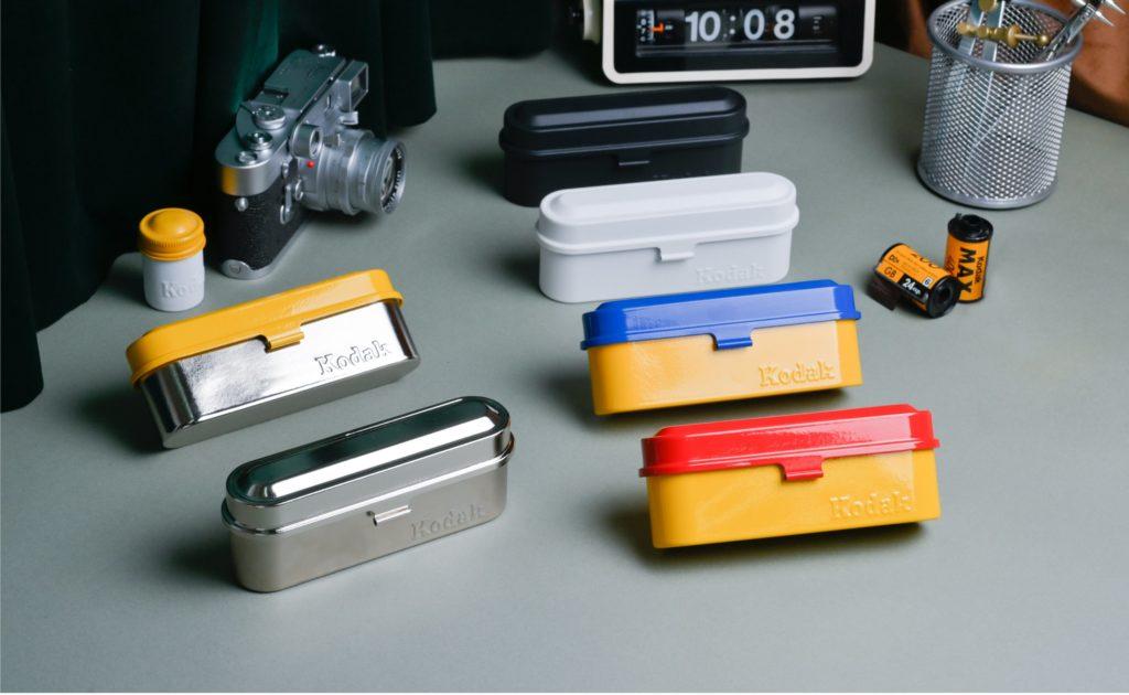 Αυτές οι Kodak ρετρό μεταλλικές θήκες είναι αποκλειστικά για τους λάτρεις του φιλμ!