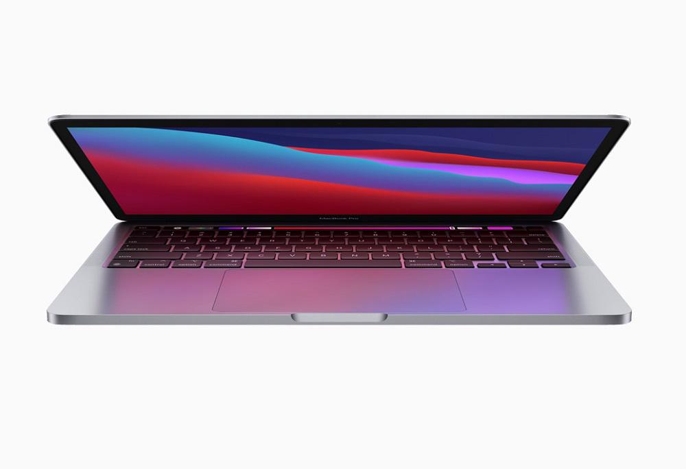 Το νέο MacBook Pro 13″ με επεξεργαστή Apple M1 εγκαινιάζει την νέα εποχή επιδόσεων!