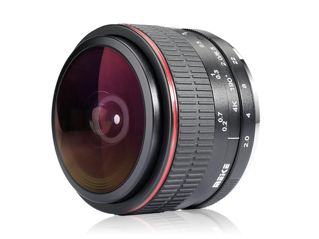 O Meike 6.5mm f/2 είναι ένας fisheye φακός για την Nikon Z 50 στα 110 ευρώ!