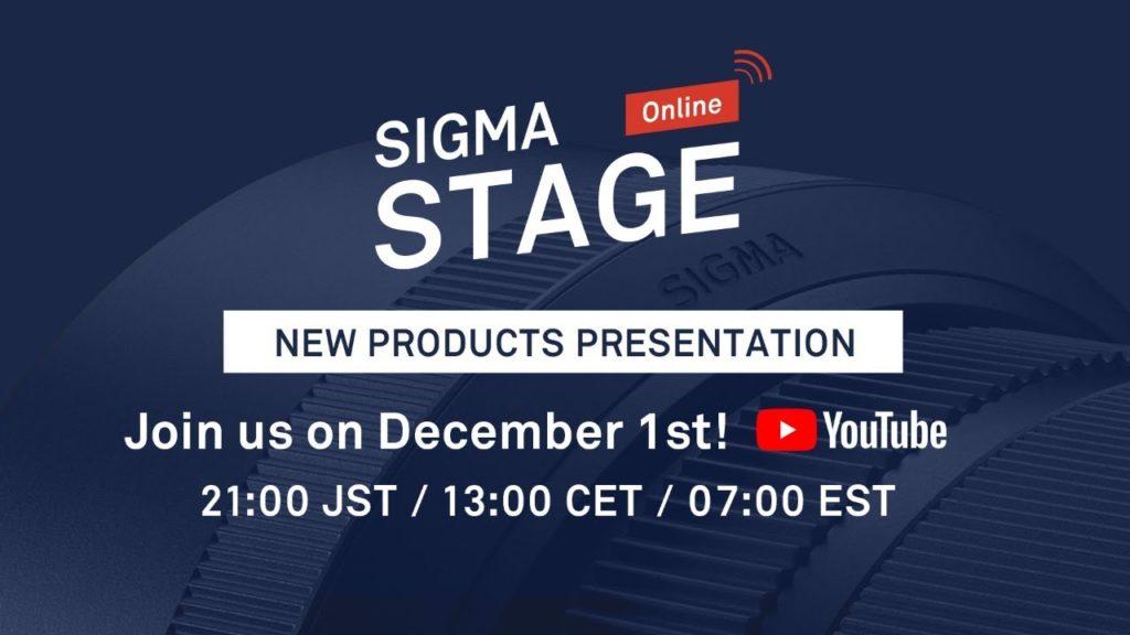 SIGMA: Ανακοινώνει σε streaming νέο φακό, τι λέγεται ότι περιμένουμε;