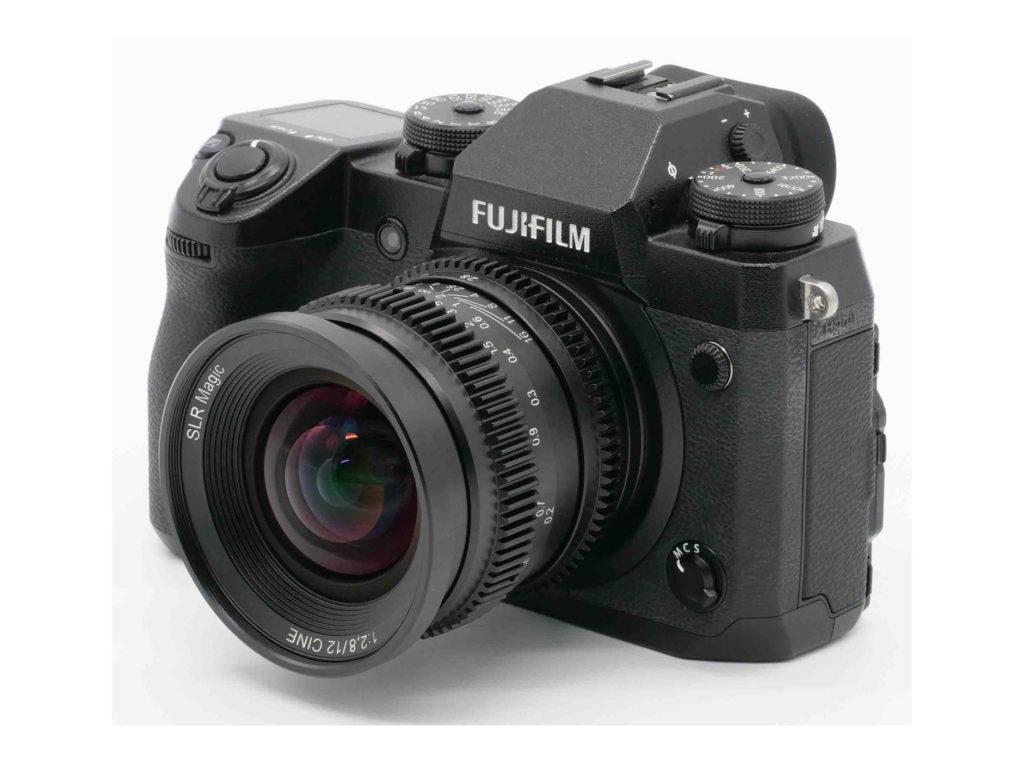 SLR MAGIC: Νέοι κινηματογραφικοί φακοί για Fujifilm X κάμερες!