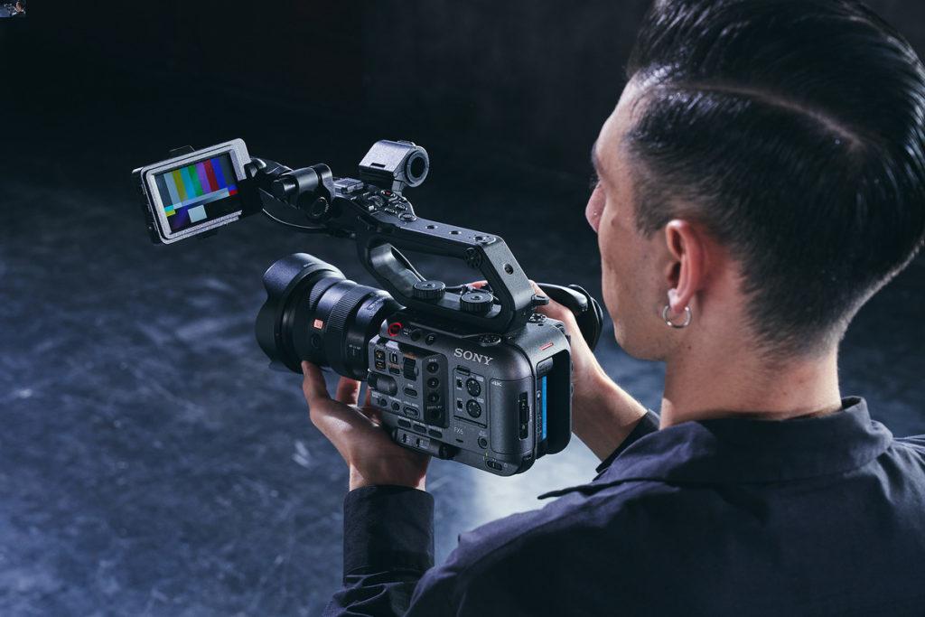 Sony FX6: Νέα κινηματογραφική κάμερα με Full Frame αισθητήρα και E-mount και βίντεο 10-bit 4:2:2 4K/120p