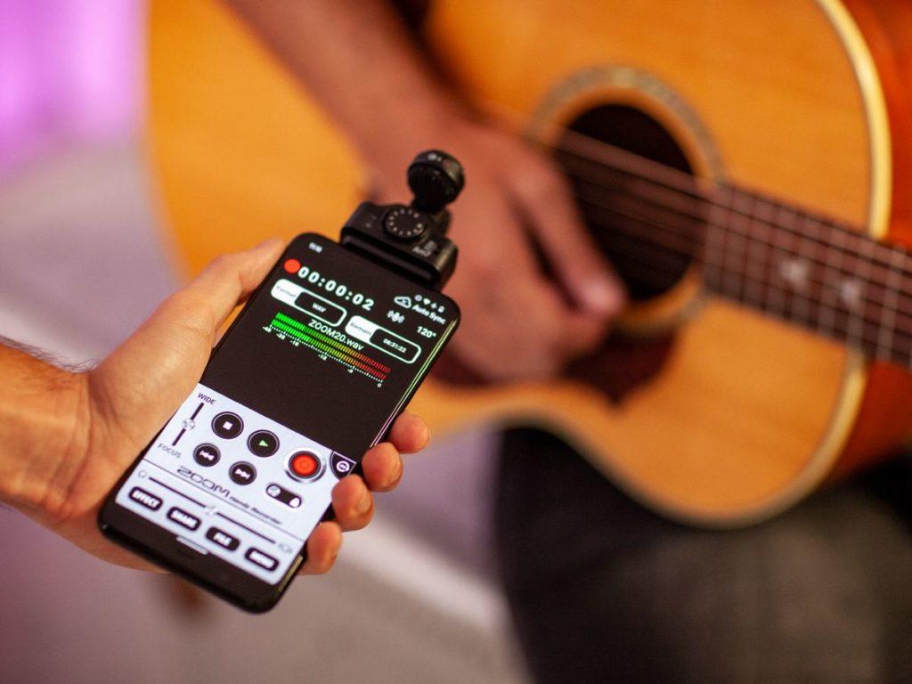 Zoom Am7: To απόλυτο μικρόφωνο για το Android Smartphone σου!
