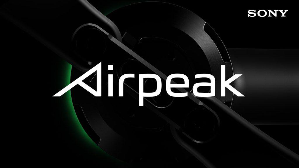 Η Sony μπαίνει στην αγορά των Drones με το project Airpeak!