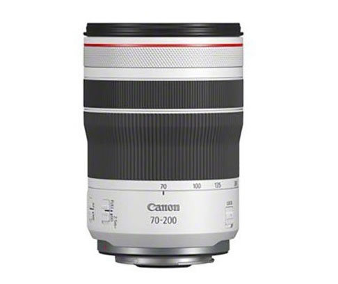 Διέρρευσαν οι φωτογραφίες του επερχόμενου Canon RF 70-200mm F4L IS USM και φαίνεται ότι θα είναι πολύ μικρός!