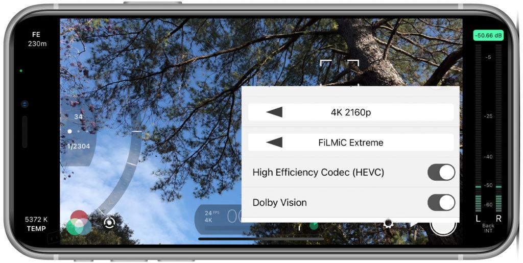 Το FiLMiC Pro υποστηρίζει 10bit  Dolby Vision HDR για τα iPhone 12