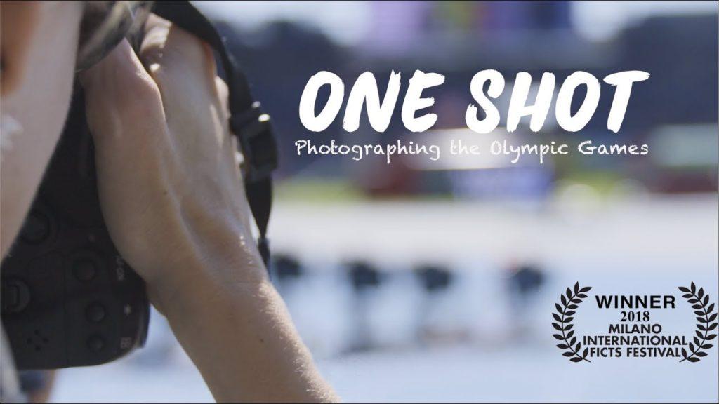 One Shot: Ντοκιμαντέρ για την φωτογράφιση των Ολυμπιακών Αγώνων!