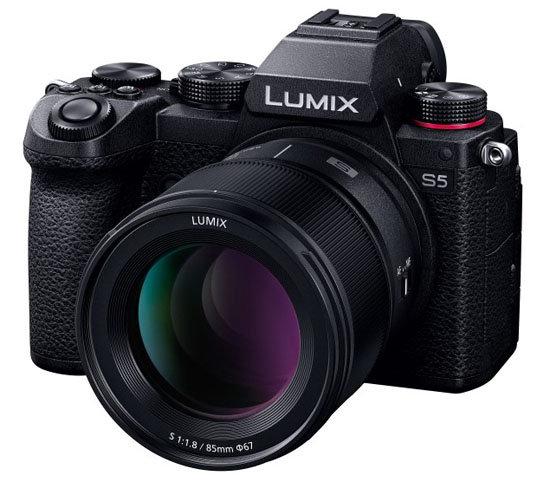 Panasonic LUMIX S 85mm F1.8: Διέρρευσαν οι φωτογραφίες του και η ενδεχόμενη τιμή του!