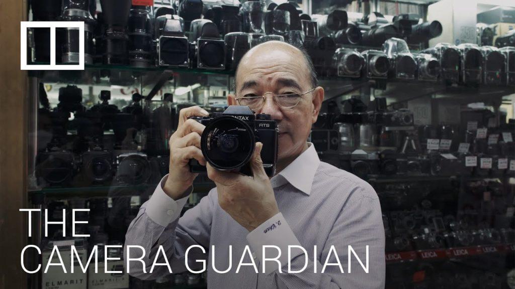 Συλλέγει κάμερες για πάνω από 60 χρόνια και θεωρείται ο φύλακας των καμερών του Χονγκ Κονγκ!