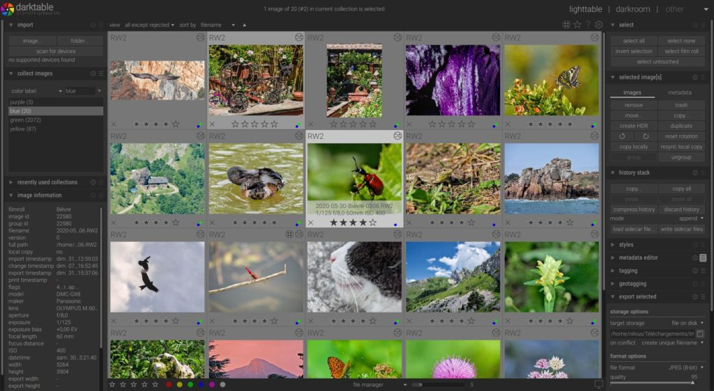 Darktable: Νέα αναβάθμιση 3.4.0 για το δωρεάν λογισμικό επεξεργασίας φωτογραφιών!