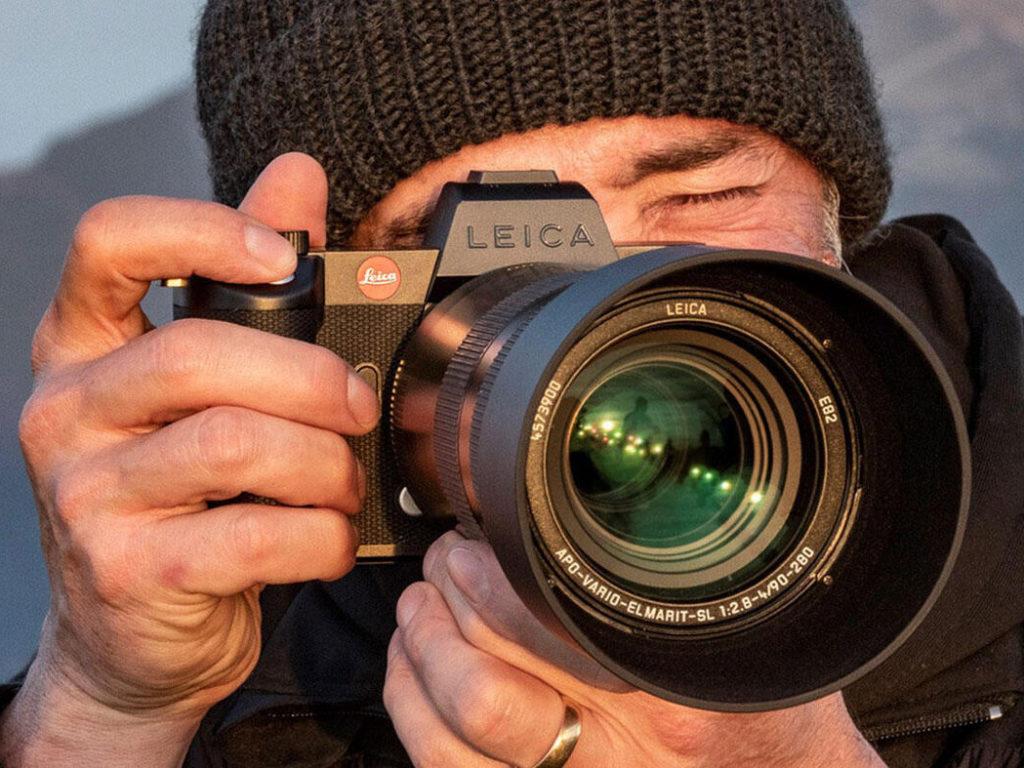 Leica SL2-S: Με προσανατολισμό στο βίντεο και λήψη 4Κ χωρίς περιορισμό της διάρκειας λήψης!