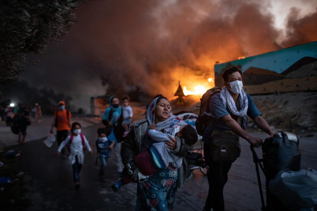 Associated Press: Παρουσιάζει τις καλύτερες φωτογραφίες για το 2020!