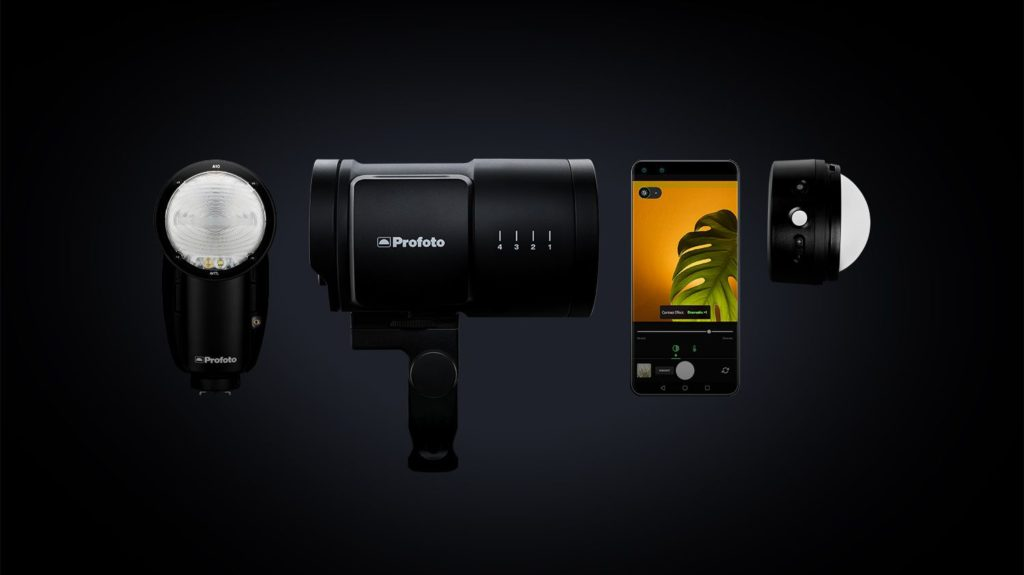 Η Profoto πρόσθεσε υποστήριξη για λήψη με Samsung smartphones με τα φορητά της flash!