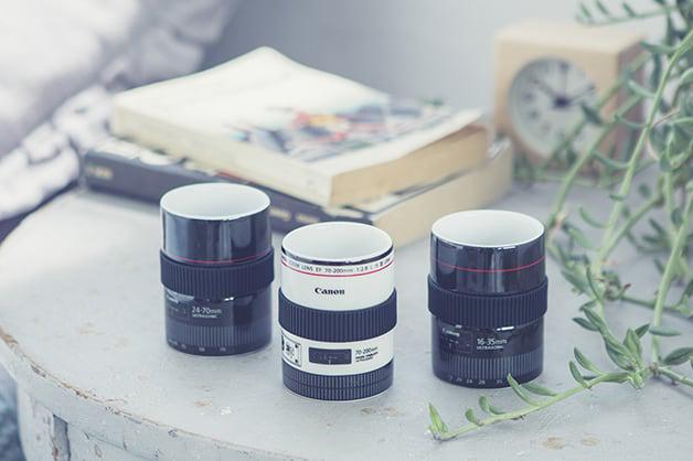 Η Canon πουλάει κούπες – φακούς και φαίνονται υπέροχες!
