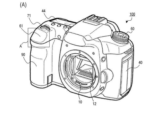 Η Canon θέλει να βγάλει το κουμπί λήψης και να βάλει στην θέση του ένα touchpad!