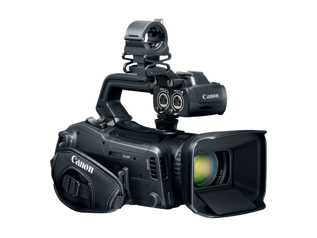 Αναβάθμιση για Canon XA40, XA55/XA50 και XF405/XF400!