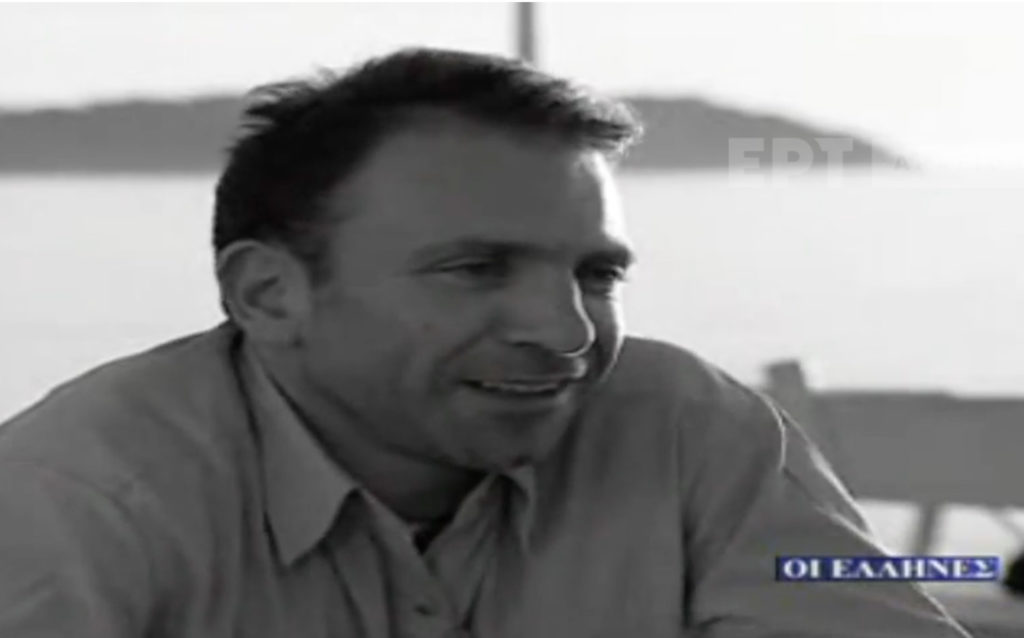 O μοναδικός Γιάννης Μπεχράκης σε μία ωριαία συνέντευξη στην ΕΡΤ από το 2002