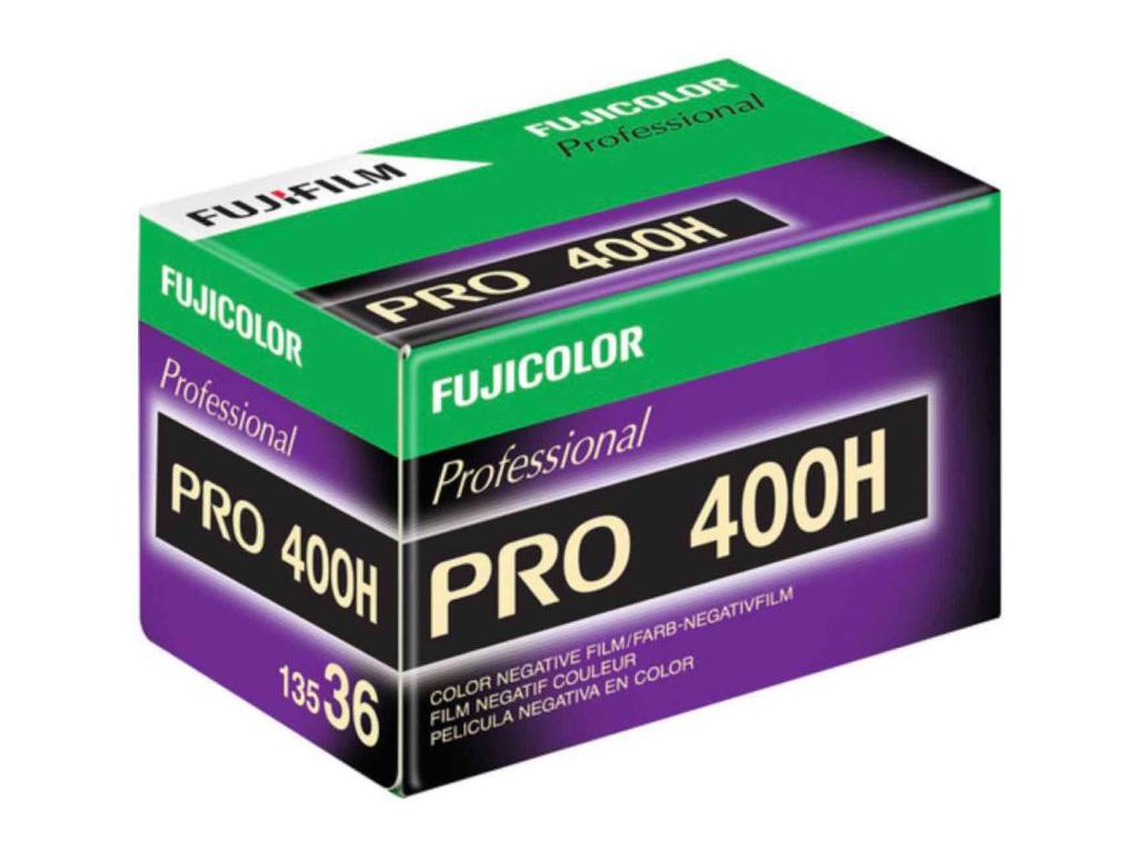 Fujifilm PRO 400H: Ανακοινώθηκε ότι σταματάει η παραγωγή του!