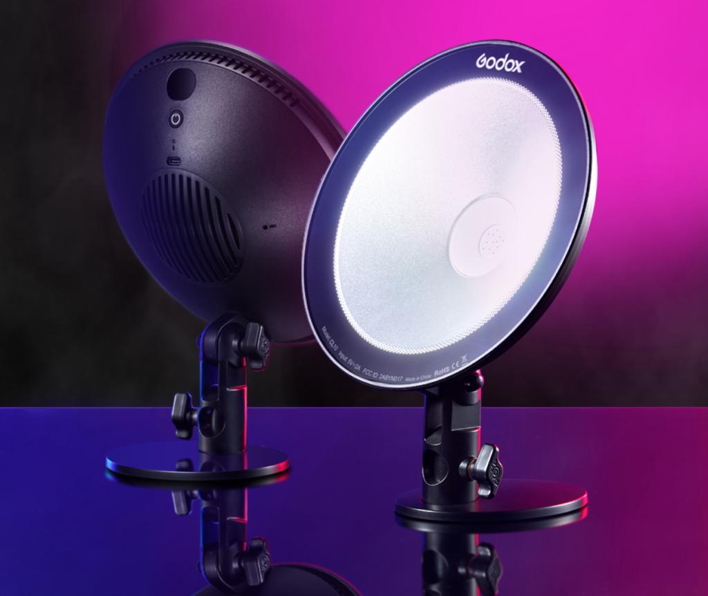 Godox CL10: Νέο LED για καλύτερο φόντο για streaming και vlogs