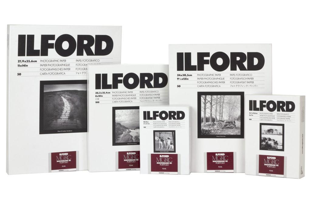 Ilford: Νέο ασπρόμαυρο χαρτί για σκοτεινό θάλαμο!