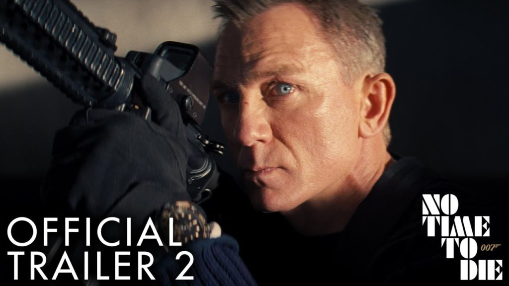 """Ξαναγύριζονται πλάνα για το νέο """"James Bond No time to die"""" εξαιτίας των παλαιών smartphone!"""