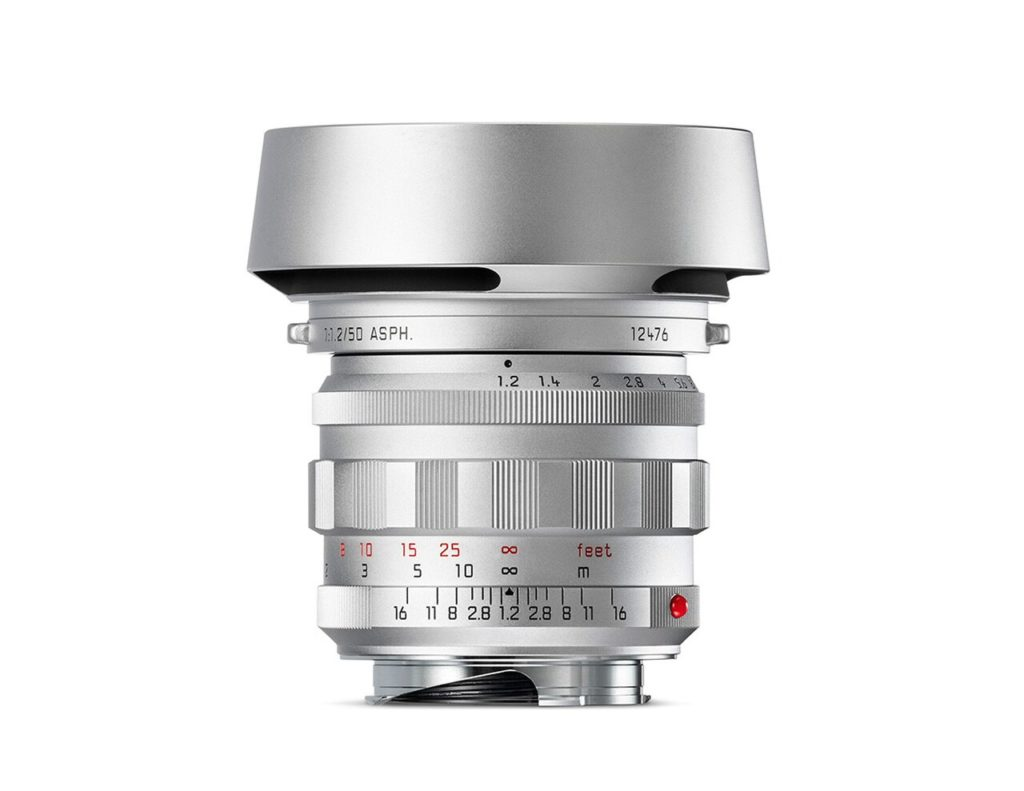 Leica Noctilux M 50mm f/1.2 ASPH Heritage: Θα ανακοινωθεί με τιμή 16.000 δολάρια;