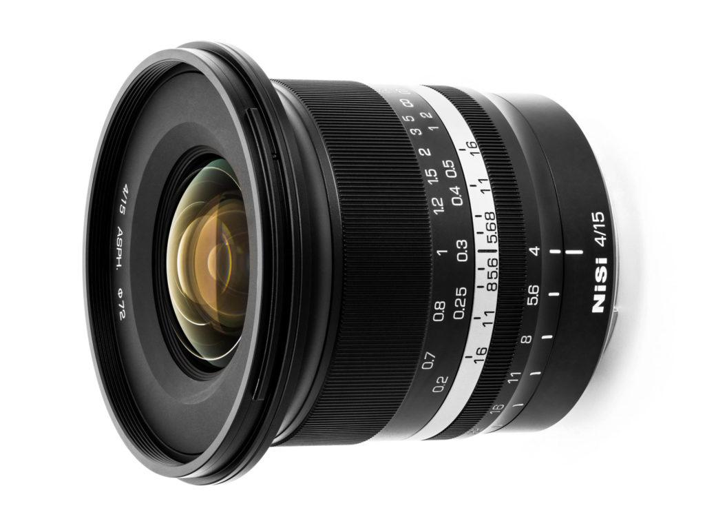 NiSi 15mm f/4: Αυτός είναι ο νέος φακός  για mirrorless, δείτε εικόνες, χαρακτηριστικά και τιμή!