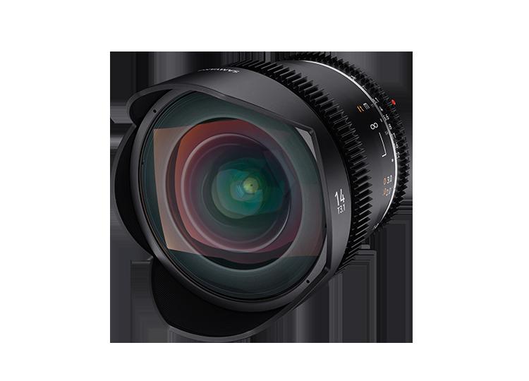 Samyang 14mm T3.1 VDSLR MK2: Νέος κινηματογραφικός φακός!