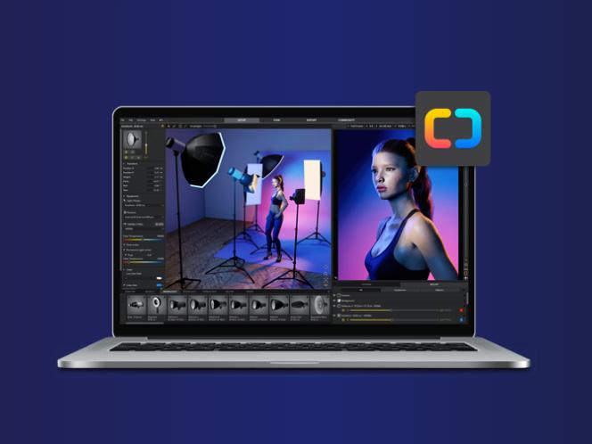 Set a Light 3D: Αναβάθμιση για το λογισμικό που σου επιτρέπει να στήσεις τον φωτισμό της φωτογράφισης σου στον Η/Υ!