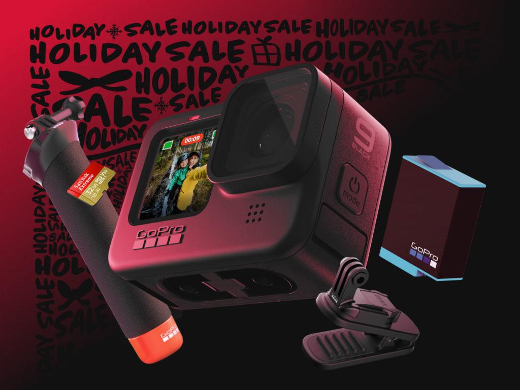 GoPro: Στην σελίδα της πουλάει την GoPro Hero9 στα 380 ευρώ με πολλά δώρα, όταν στην Ελλάδα την πουλάνε σκέτη από 440 ευρώ!