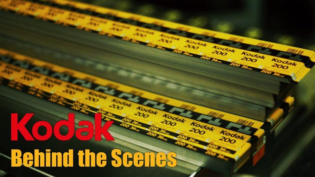 Kodak: Δείτε πως παράγονται τα φιλμ του άλλοτε κολοσσού της φωτογραφίας!