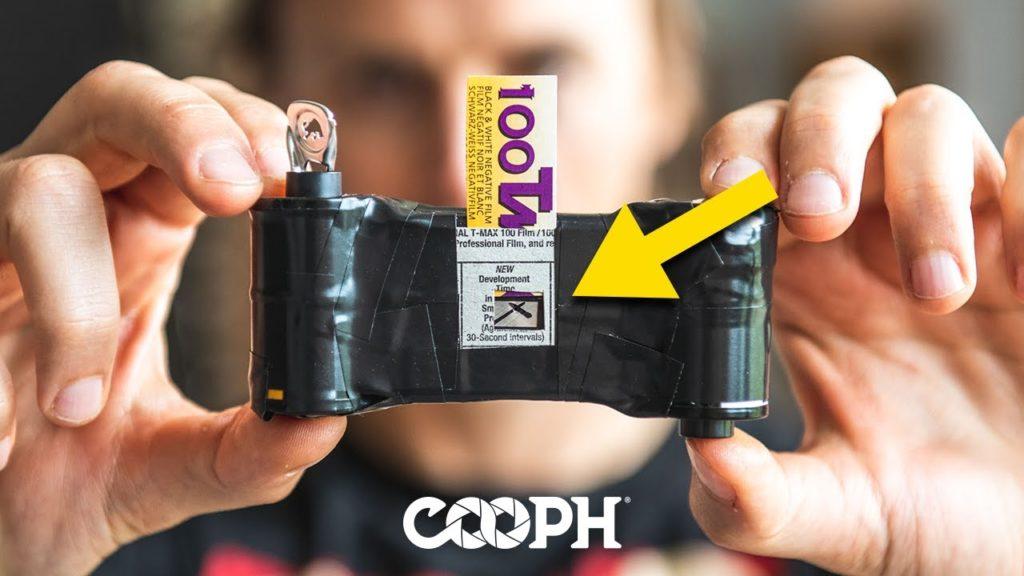 Φτιάξε την δική σου Pinhole κάμερα, από σπιρτόκουτο ή με το καπάκι σώματος μιας κάμερας!